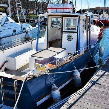 Pêche au Gros en Atlantique à Biarritz