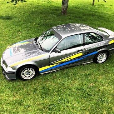Circuit Maurice Forget, Mayenne (53) - Baptême Rallye et Glisse