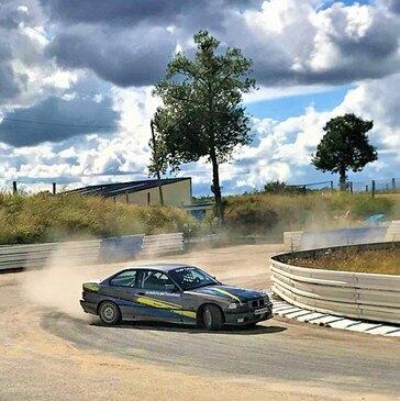 Baptême Rallycross en BMW près du Mans
