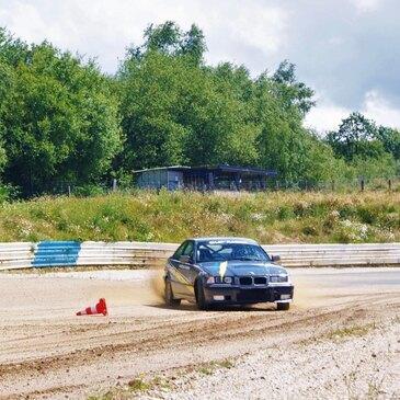 Baptême Rallye et Glisse en région Pays-de-la-Loire
