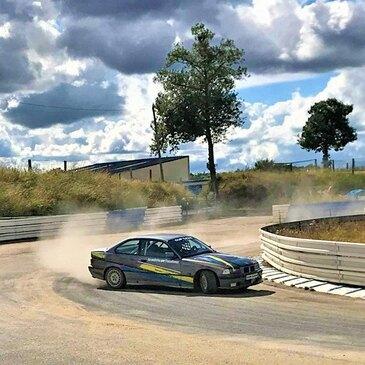 Stage de Pilotage Rallye, département Sarthe