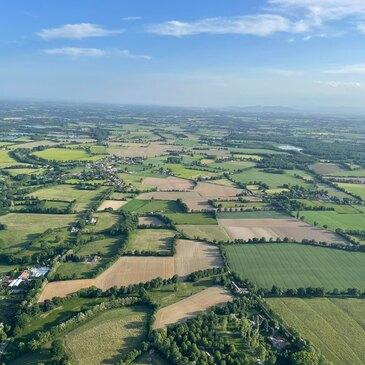 Baptême de l'air montgolfière proche Aérodrome d'Abbeville
