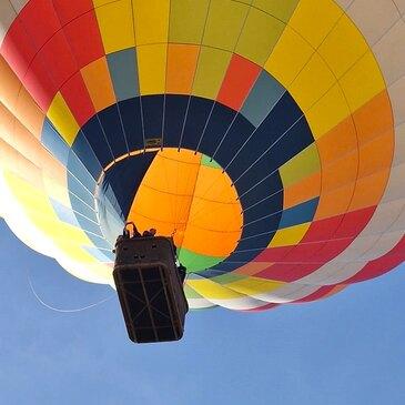 Maroeuil, à 15 min d'Arras, Pas de calais (62) - Baptême de l'air montgolfière