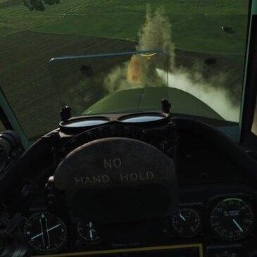 Simulateur de Vol, département Bouches du Rhône