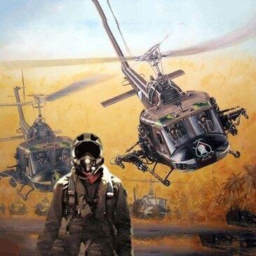 Simulateur d'Hélicoptère de Combat Légendaire à Aix-en-Provence