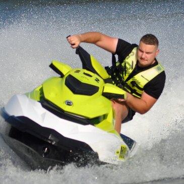 Jet ski Scooter des mers, département Moselle