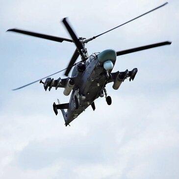 Simulateur de Vol en Hélicoptère de Combat près de Toulon