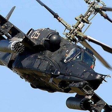 Simulateur de Vol en Hélicoptère de Combat près de Fréjus