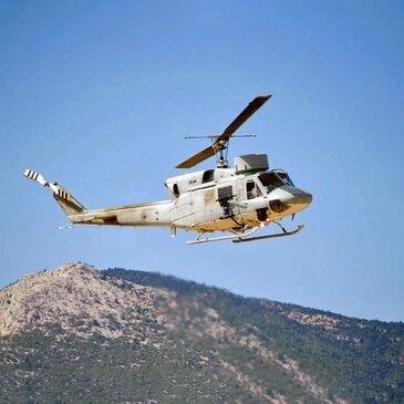 Simulateur d'Hélicoptère de Combat Légendaire près de Toulon