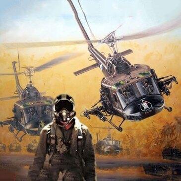 Simulateur d'Hélicoptère de Combat Légendaire près de Fréjus