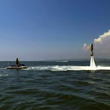 Flyboard proche Six-Fours-les-Plages