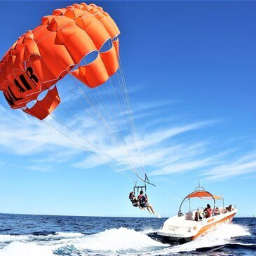 Parachute Ascensionnel à Cavalaire