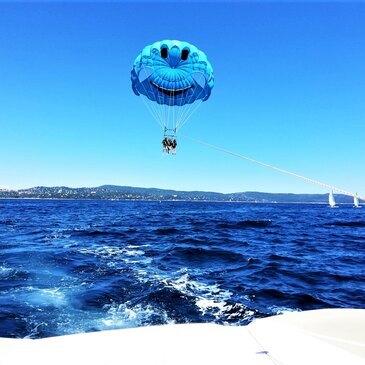 Cavalaire-sur-Mer, Var (83) - Parachute Ascensionnel