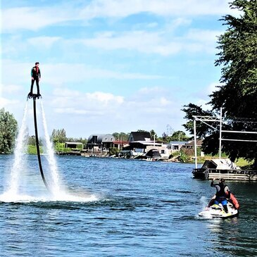 Flyboard, département Nord