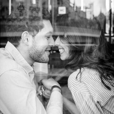 Séance Photo en Couple à Paris Montparnasse en région Ile-de-France