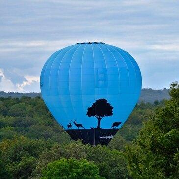 Baptême de l'air montgolfière en région Alsace