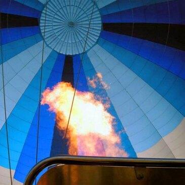 Baptême de l'air montgolfière proche Annonay, 1h de Valence