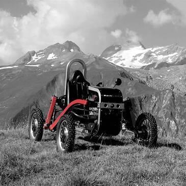 Quad & Buggy, département Hautes Alpes