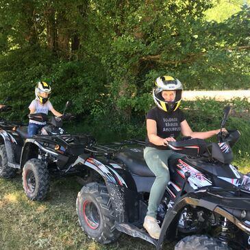 Quad & Buggy, département Charente