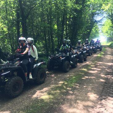 Quad & Buggy en région Poitou-Charentes