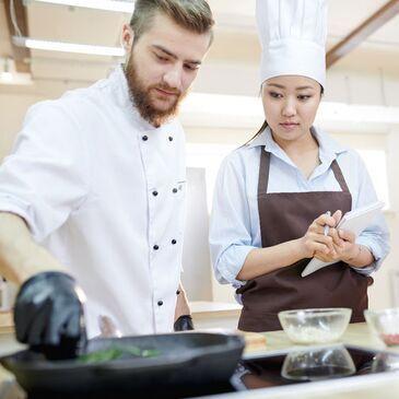Cours de Cuisine au Château des Ayes près de Voiron
