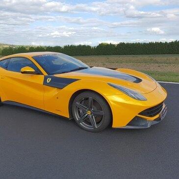 Stage de pilotage Ferrari, département Calvados