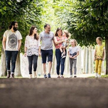 Séance Photo en Famille près d'Orléans