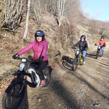 Stage de pilotage moto, département Vosges