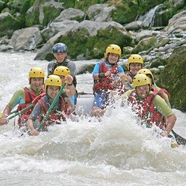 Rafting en région Aquitaine
