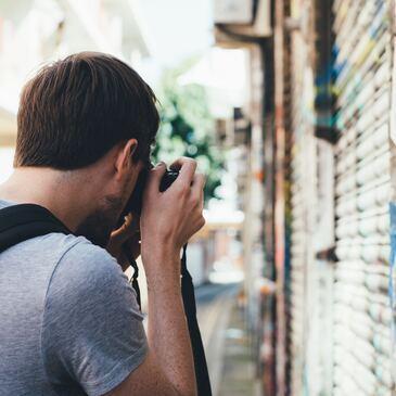 Cours de Photographie en région Auvergne