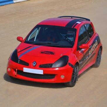 Baptême Rallye et Glisse proche Circuit Maurice Forget
