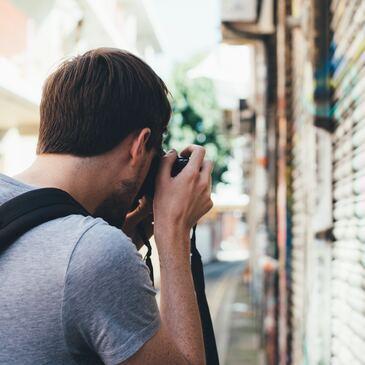 Cours de Photographie, département Luxembourg
