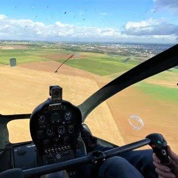 Pilotage d'Hélicoptère ULM à Meaux