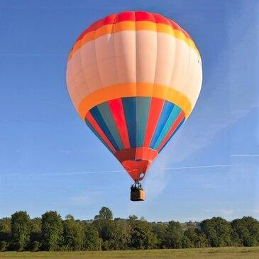 Bonnemazon, à 1h de Pau, Pyrénées atlantiques (64) - Baptême de l'air montgolfière