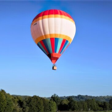 Vol en Montgolfière près de Saint-Girons
