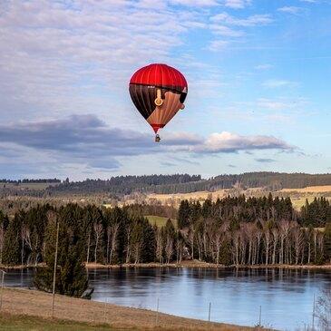 Vol en Montgolfière près de Saint-Girons en région Midi-Pyrénées