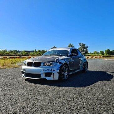 Stage en BMW 135I Delage Sport - Circuit de Mérignac