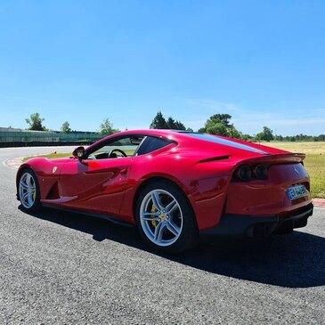 Stage de pilotage Ferrari, département Gironde