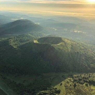 Offrir Baptême de l'air montgolfière département Puy de dôme