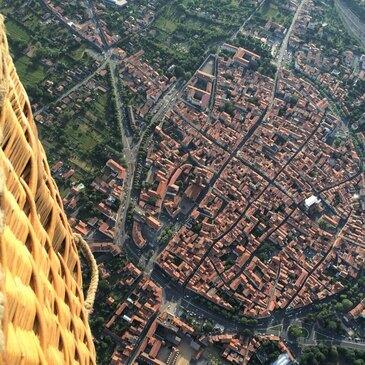 Réserver Baptême de l'air montgolfière en Auvergne