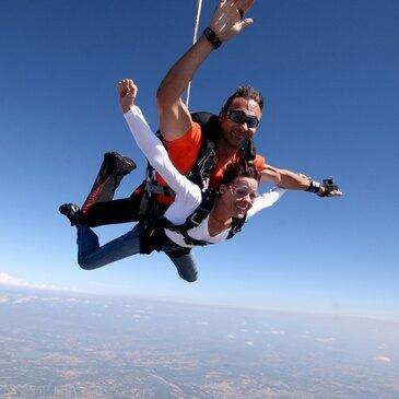 Saut en parachute, département Hauts de seine