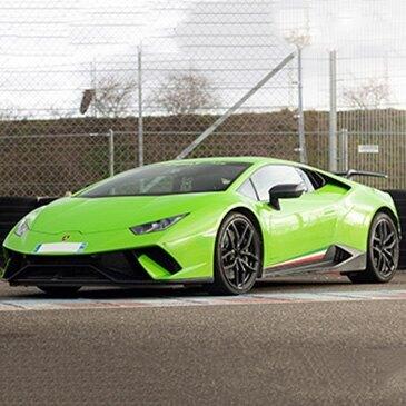 Stage de pilotage Lamborghini, département Haut rhin