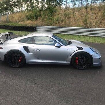 Stage en Porsche 991 GT3 RS - Circuit de l'Anneau du Rhin