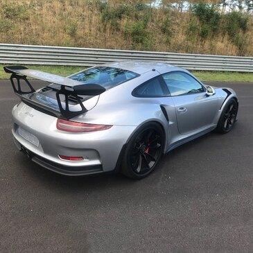 Stage de pilotage Porsche en région Alsace