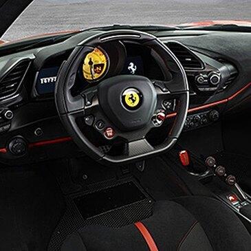 Stage de pilotage Ferrari en région Alsace