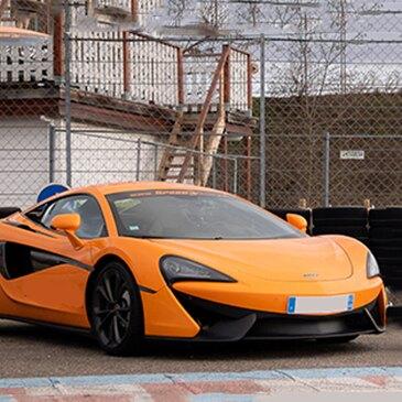 Stage en McLaren 540C - Circuit de l'Anneau du Rhin