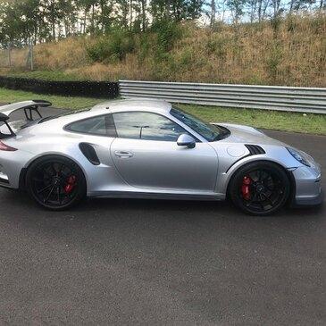 Baptême en Porsche 991 GT3 RS - Circuit de l'Anneau du Rhin