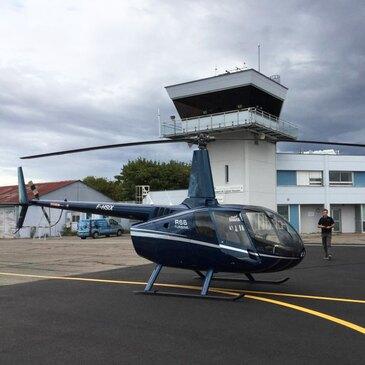 Stage initiation hélicoptère en région Lorraine