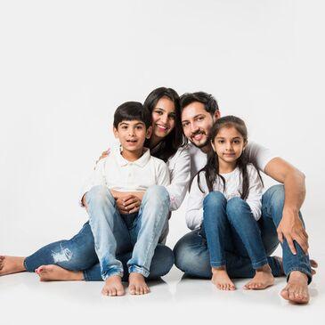 Séance Photo en Famille à Paris Bastille