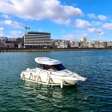 Permis bateau en région Rhône-Alpes